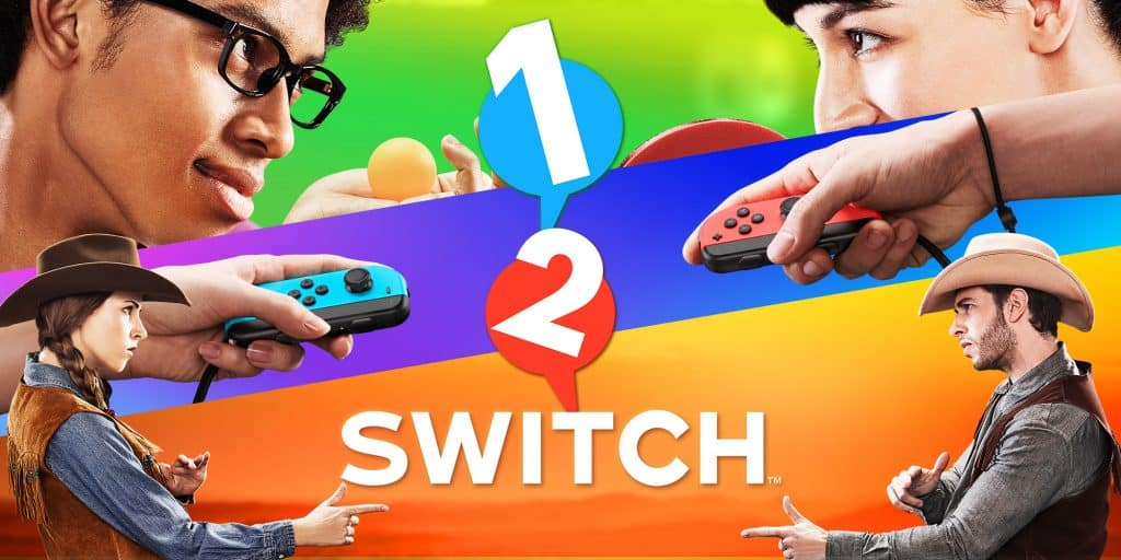 1-2 switch best family games nintendo switch