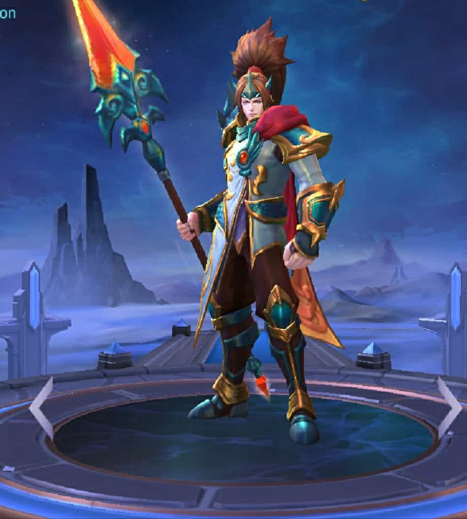 zilong hero mobile legends