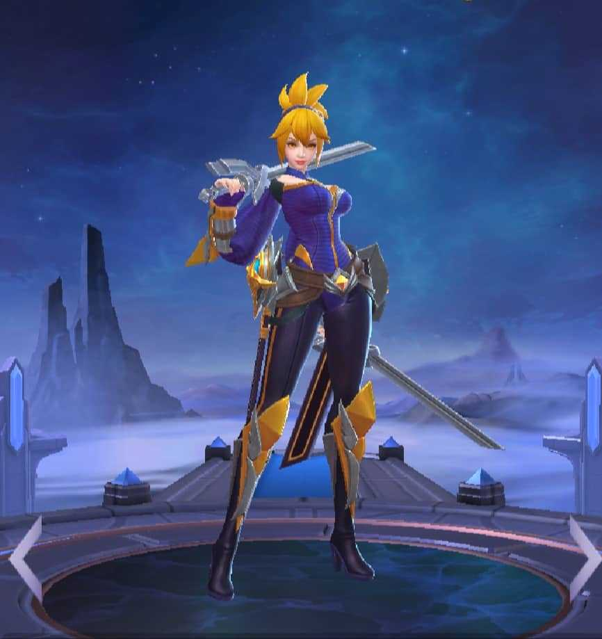 Fanny hero mobile legends