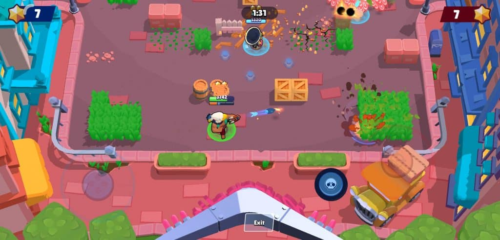 Predicting enemy movement brawl stars tip