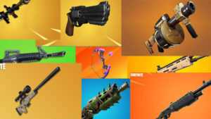 Best Guns in Fortnite Season 6 image