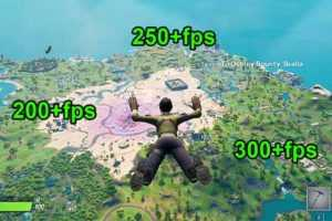 How to get better FPS in Fortnite image