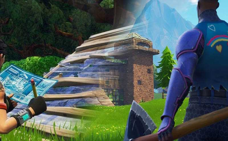 How to Get Better at Fortnite Building