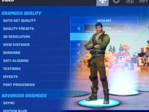Best Fortnite Settings Season 6 in 2021 image