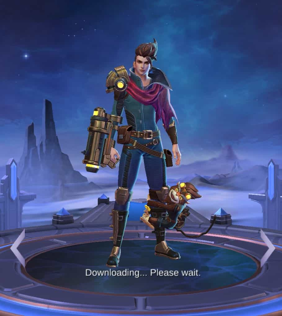 Claude best marksman mobile legends