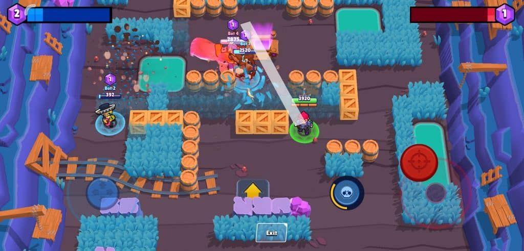 Aiming your shots brawl stars tips