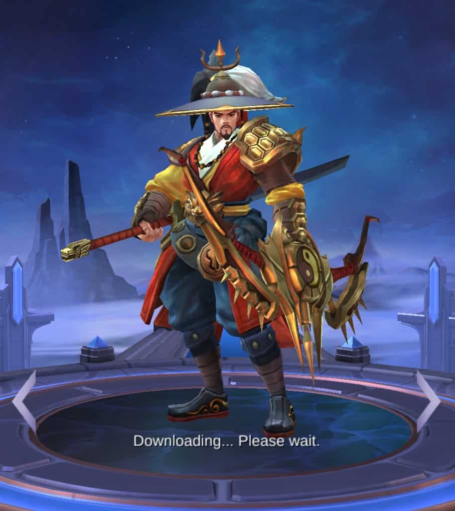 Yi sun-shin best marksmen mobile legends