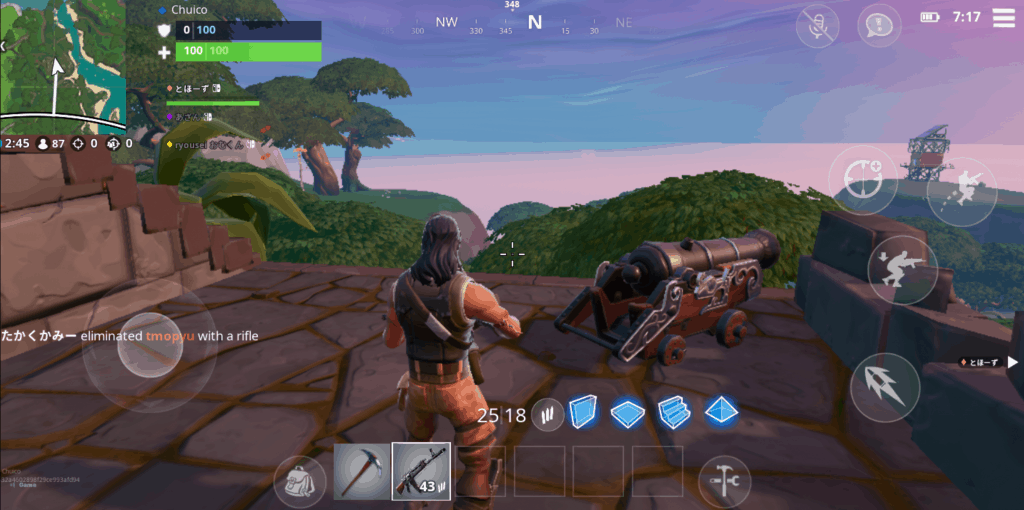 best hud layout fortnite mobile iphone