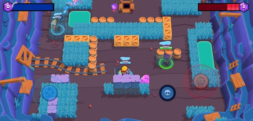Hiding for an ambush best brawl stars tips