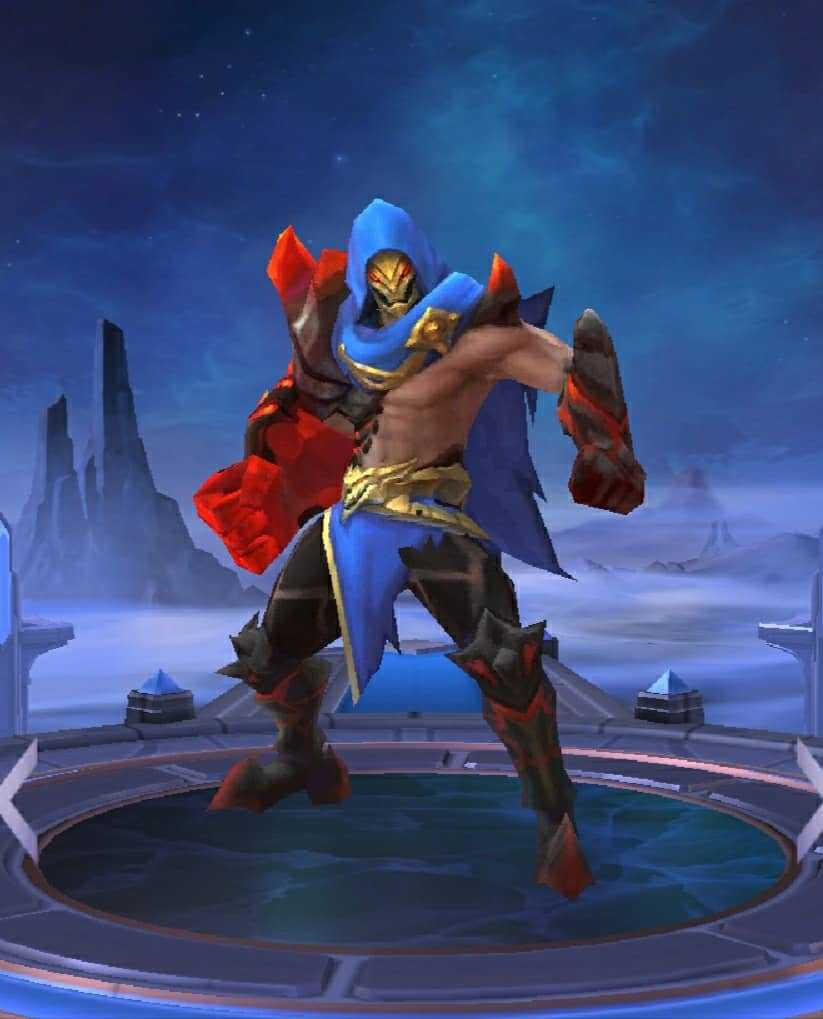 Aldous hero mobile legends