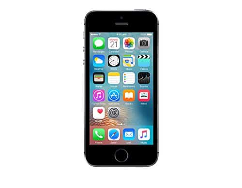 Apple iPhone SE 128 GB Unlocked, Space Gray best gaming budget phone
