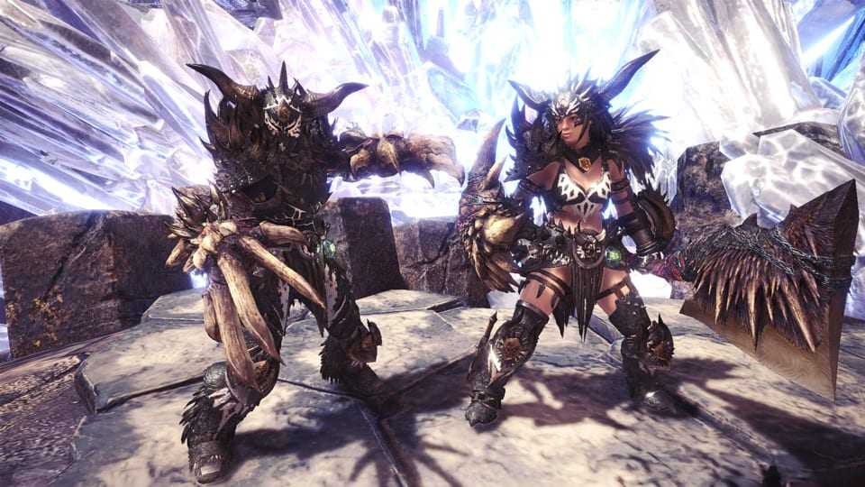 Arch Tempered Nergigante Gamma Armor Set best event armor monster hunter world