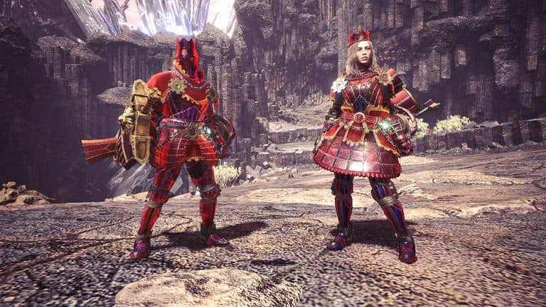 best event armor monster hunter world