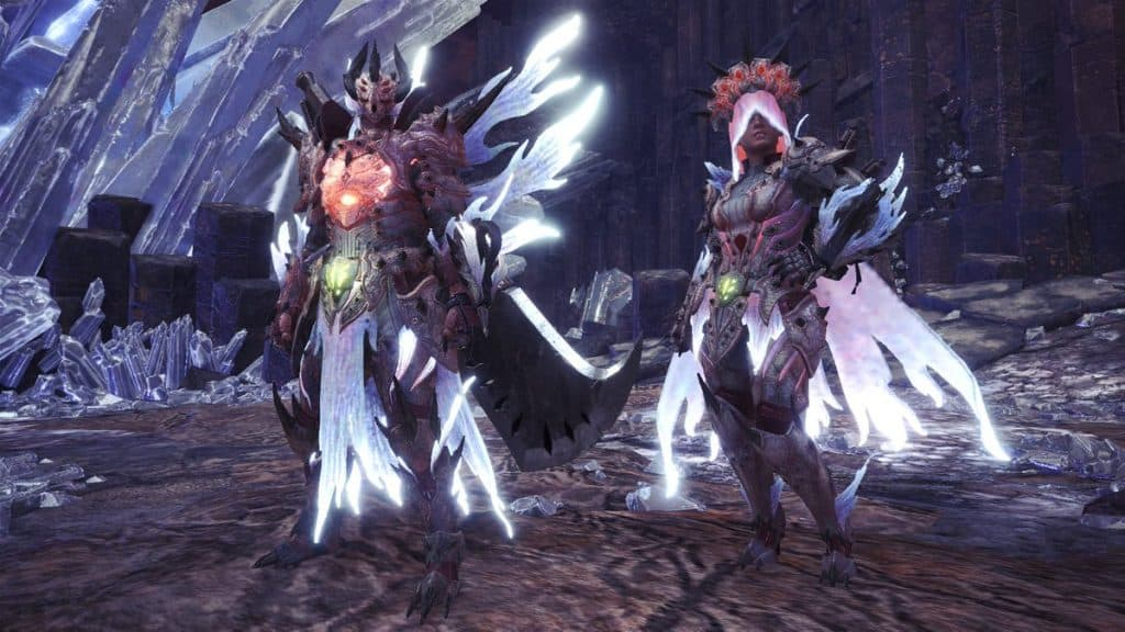 Arch Tempered Xeno'jiiva Gamma Armor Set best event armor monster hunter world