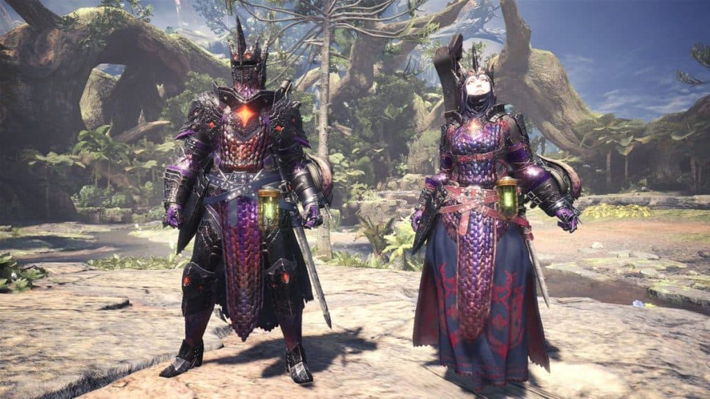 Arch Tempered Zorah Magdaros Gamma Armor Set best event armor sets monster hunter world