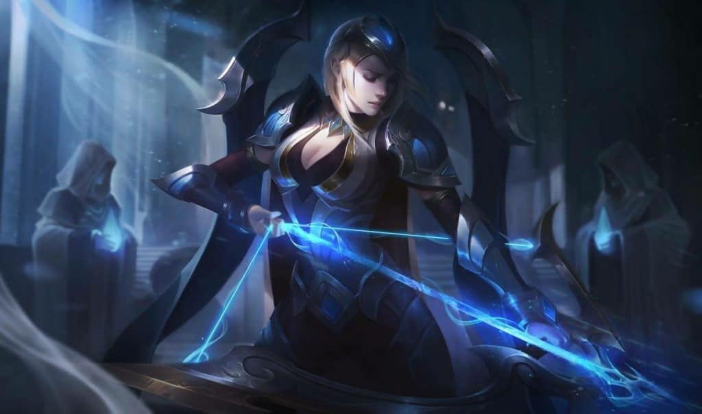 Championship Ashe best ashe skin league of legends
