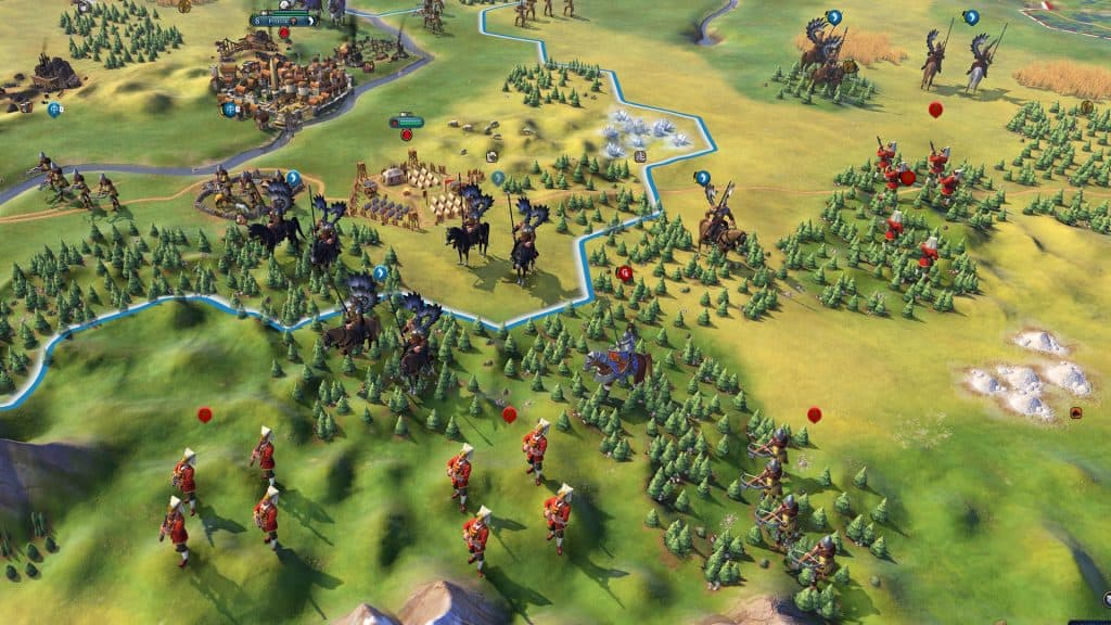 Civilization VI games like xcom
