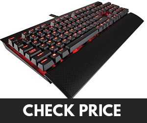 Corsair K70 gaming keyboard Review