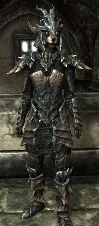 Dragonscale best light armor skyrim