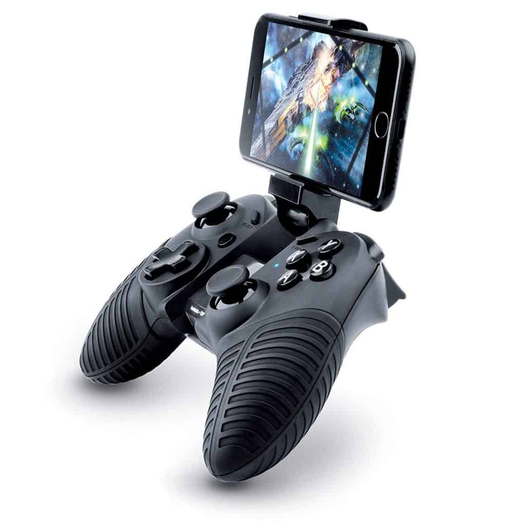 EVO VR - Pro Level Wireless Bluetooth Gamepad for Android,Smartphones, Tablets and VR Headsets best controller for pubg mobile