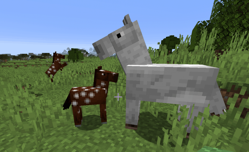 Foals Baby Horse minecraft best horse
