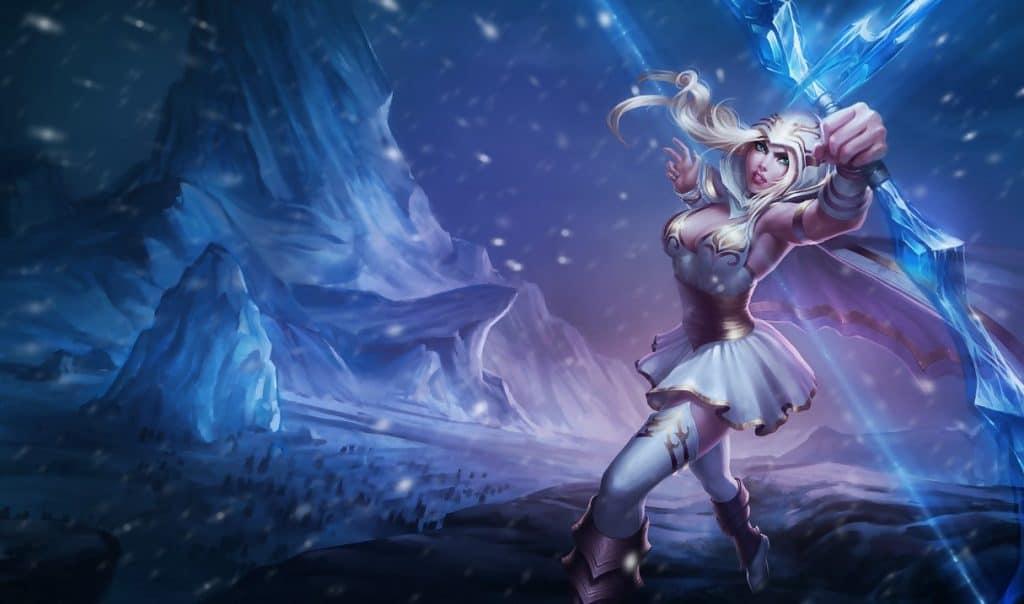 Freljord Ashe best ashe skin league of legends