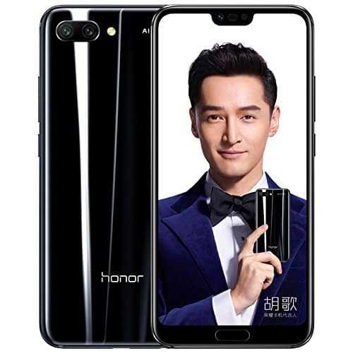 Huawei Honor 10 COL-AL10 6GB+64GB Dual AI Rear Cameras 5.84 inch best gaming budget phone
