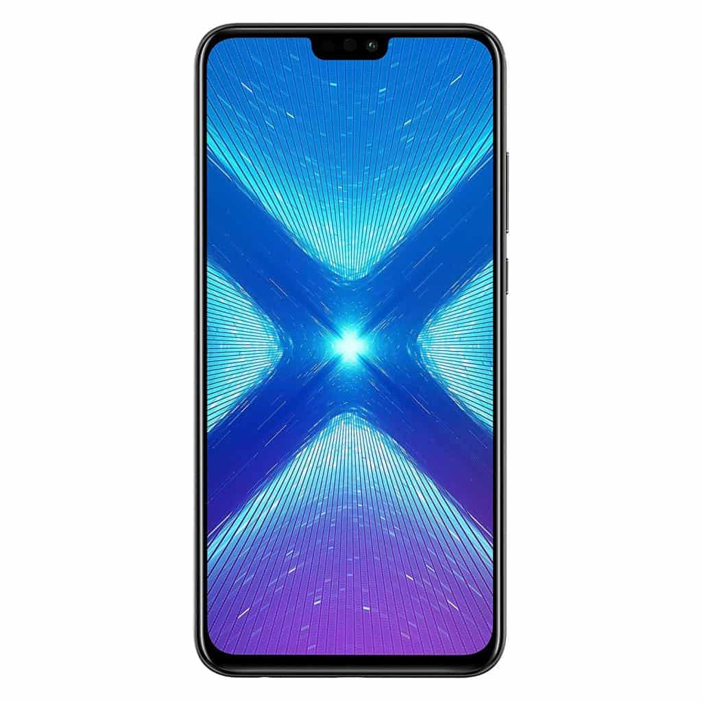 "Huawei Honor 8X (64GB + 4GB RAM) 6.5"" HD 4G LTE GSM best gaming budget phone"