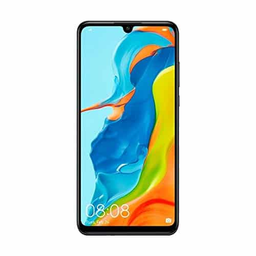 "Huawei P30 Lite (128GB, 4GB RAM) 6.15"" Display, AI Triple Camera, 32MP Selfie best gaming budget phone"