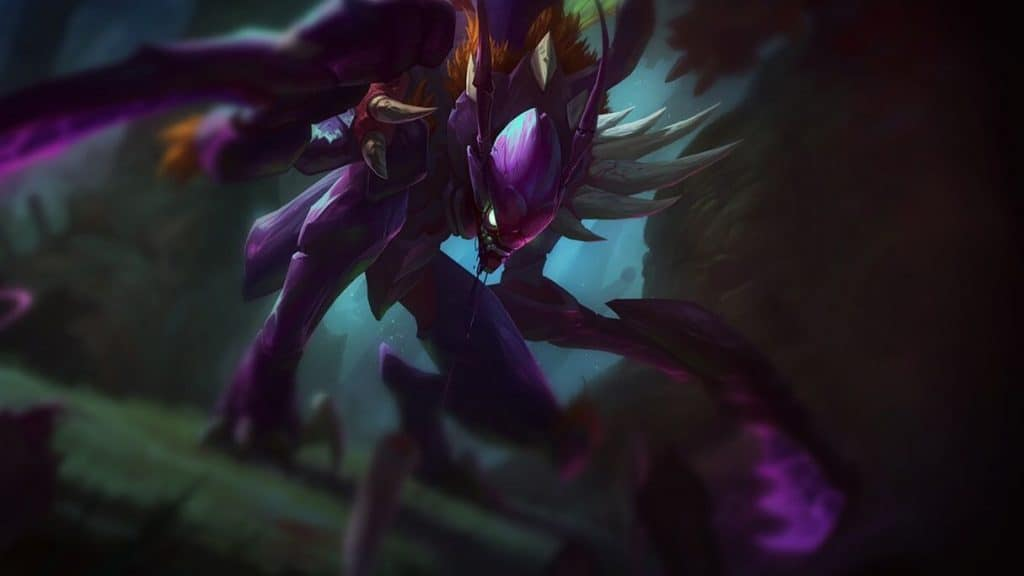 Kha'Zix best beginner jungler league of legends