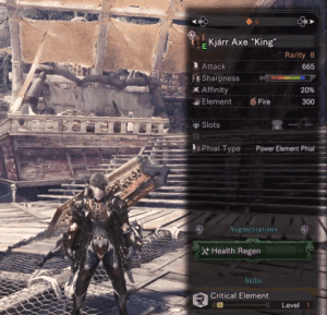Top 10 Best Switch Axes in Monster Hunter World image