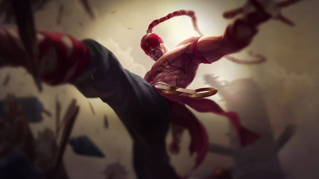 Lee Sin best beginner jungler league of legends