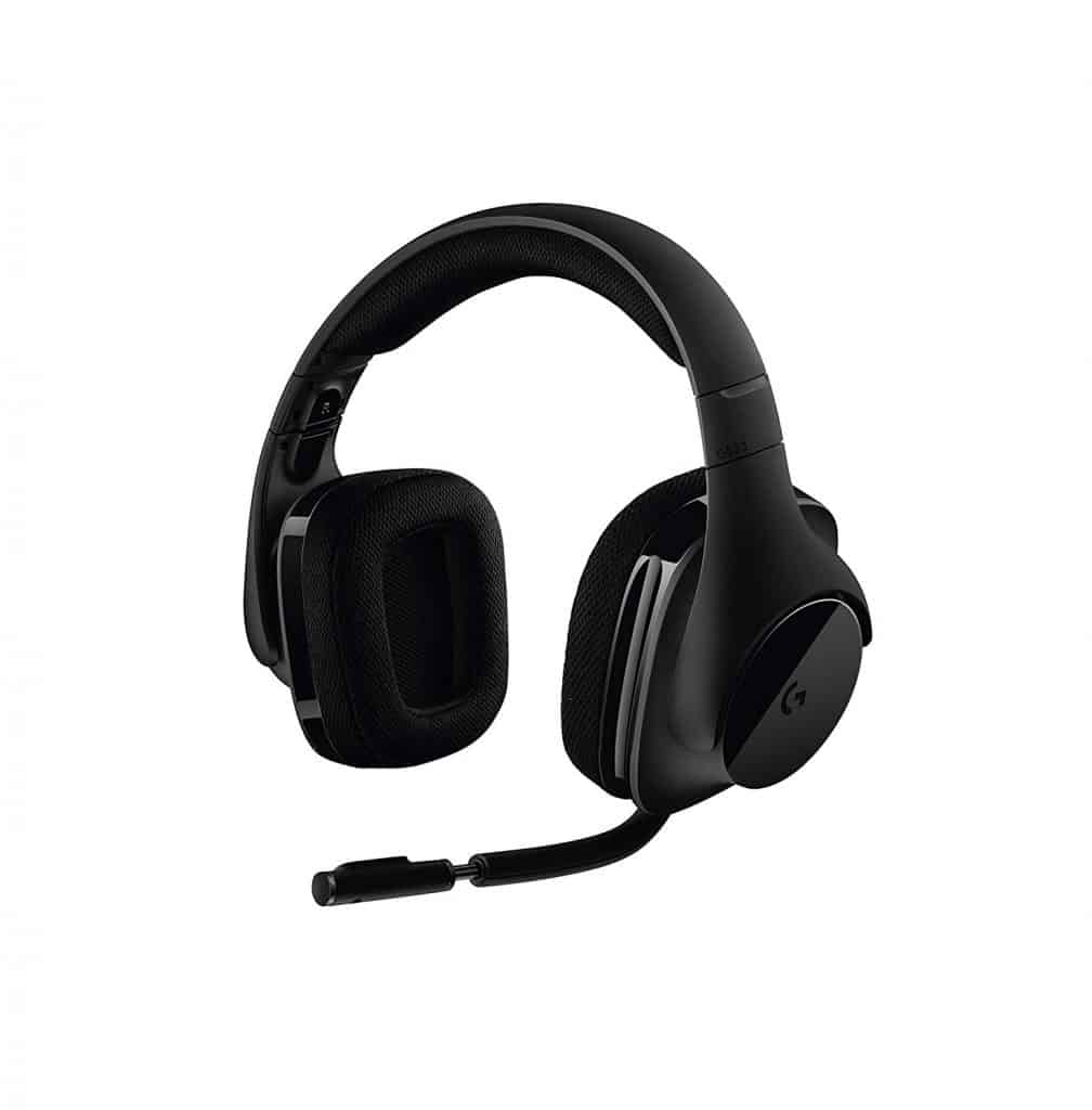 Logitech G533 Wireless Gaming Headset best gaming headsets for discord