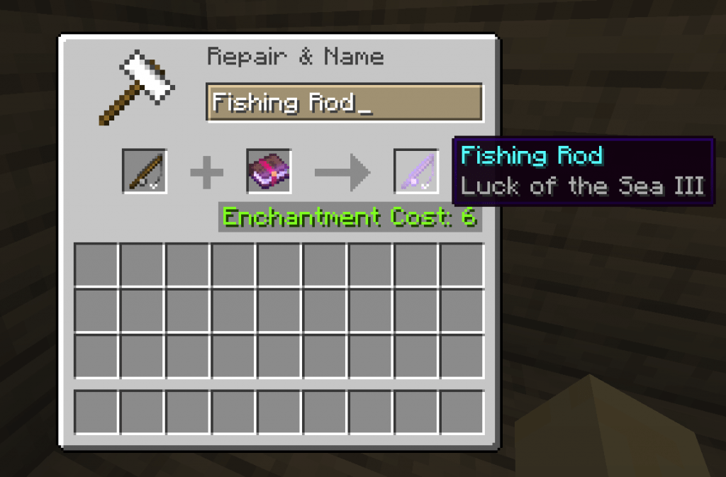 Luck Of The Sea III best fishing rod minecraft