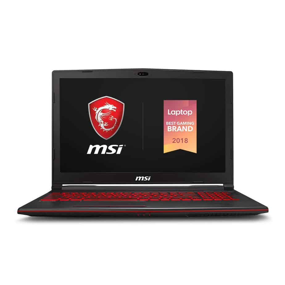 MSI GL63 8RCS-060 15.6 Gaming Laptop, Intel Core i5-8300H, NVIDIA GTX1050 review best laptop for programming and gaming