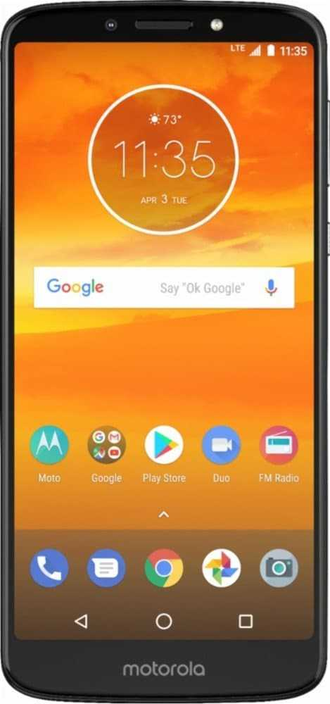 "Motorola Moto E5 Plus XT1924-4 16GB, 6"", Dual Sim, 2GB RAM best gaming budget phone"