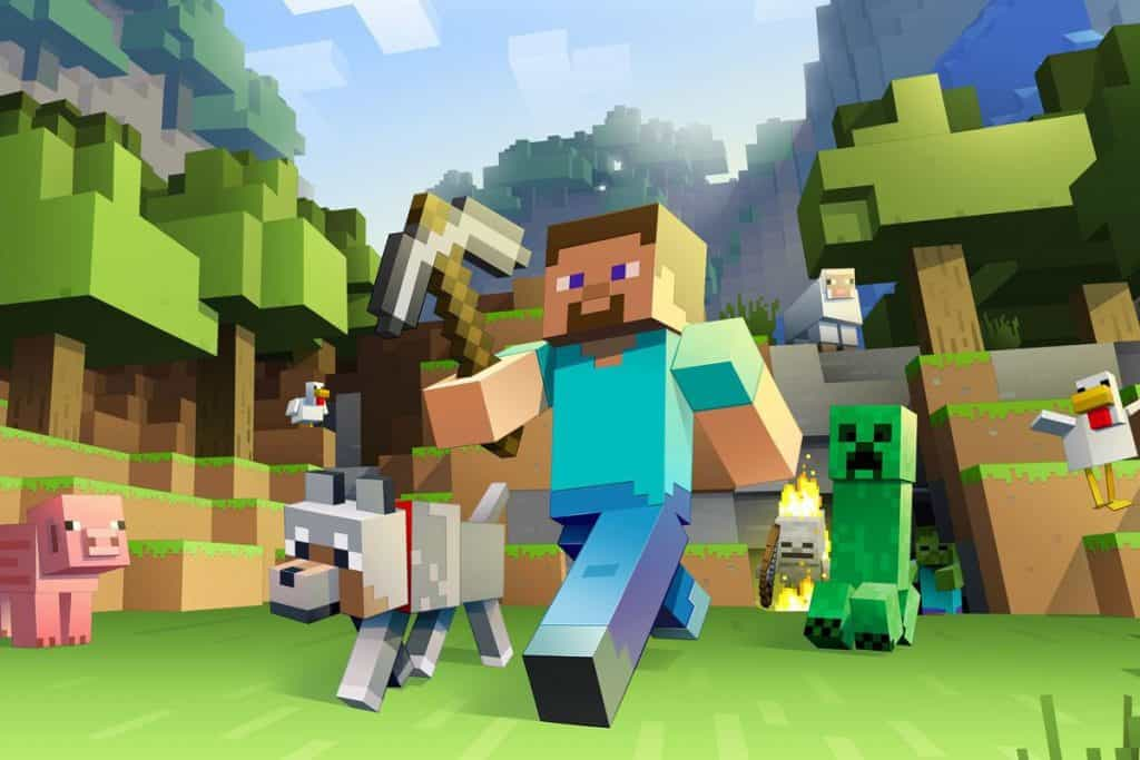 Not Restrictive why minecraft is so popular