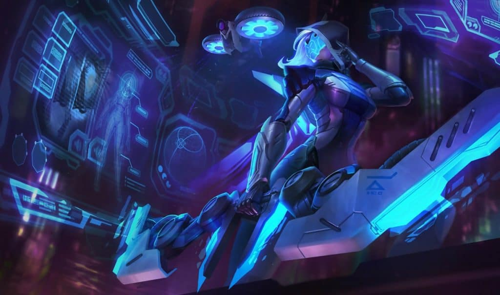 PROJECT Ashe best ashe skin league of legends