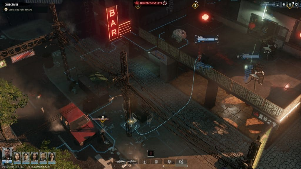 Phantom Doctrine games like xcom