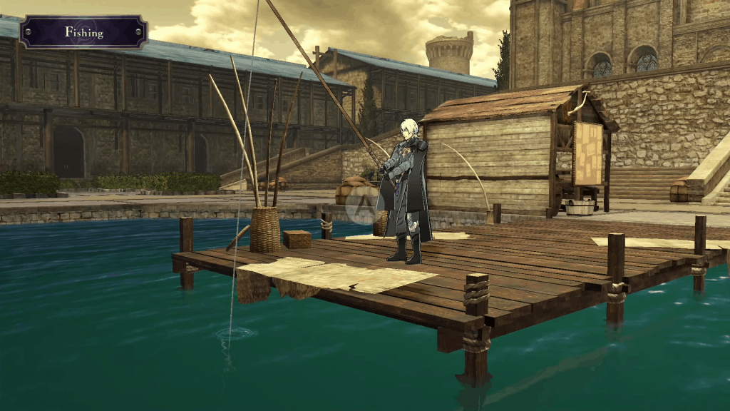 Reel in the Fishes best activities fire emblem three houses