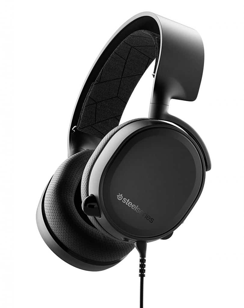 SteelSeries Arctis 3 (2019 Edition) best gaming headset for discord