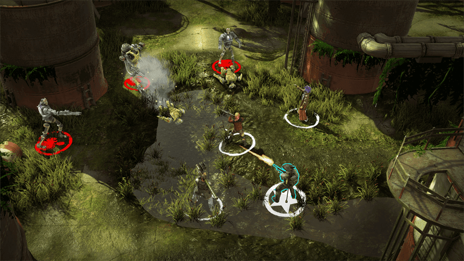 Wasteland 2 games like xcom 2