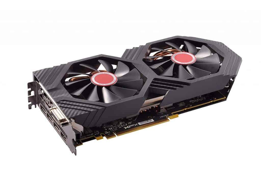 XFX Radeon RX 580 amd best graphics card brands