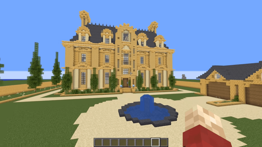 Your Dream House1. Your Dream House best base ideas minecraft
