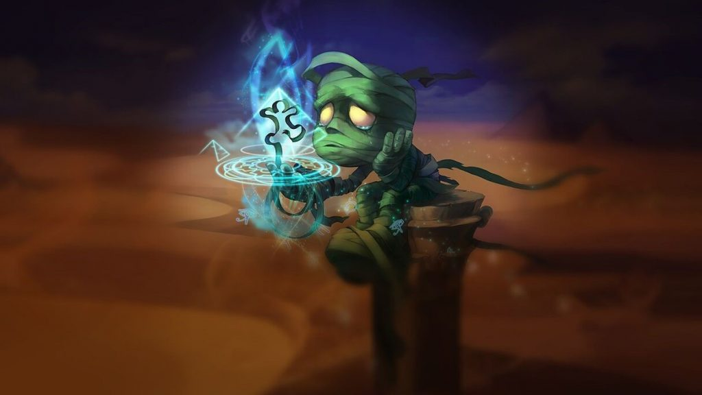 amumu champion league of legends