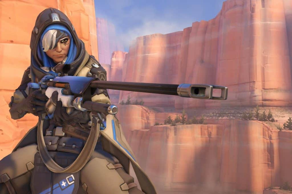 ana best heroes to climb overwatch