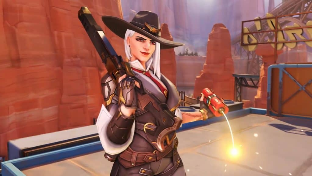 ashe best heroes to climb overwatch