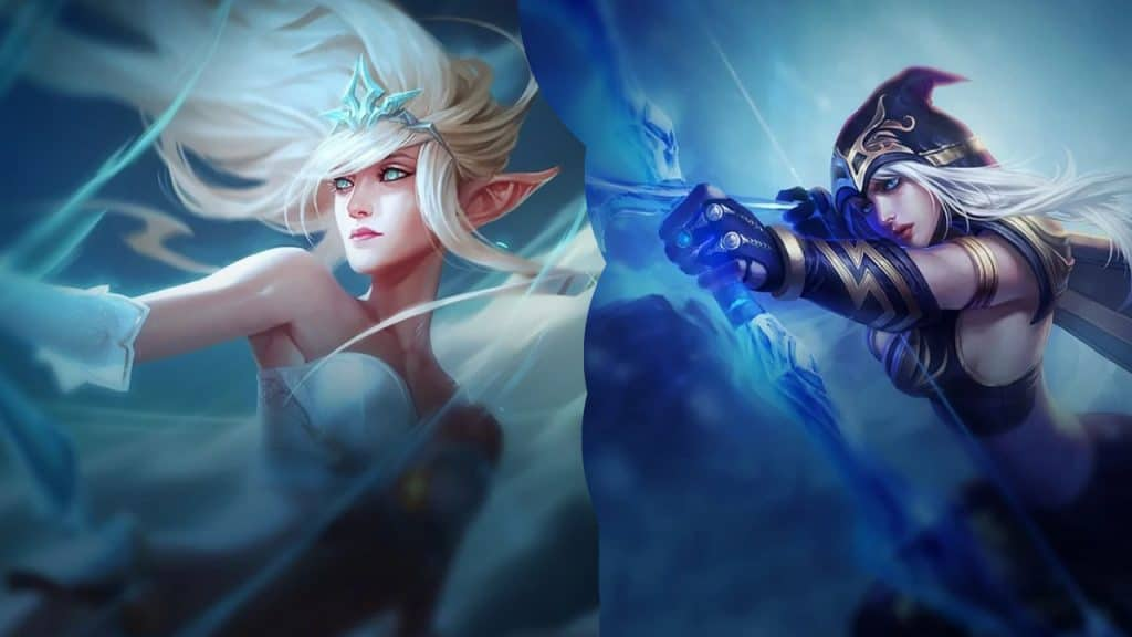 ashe janna best bot duo league of legends lol
