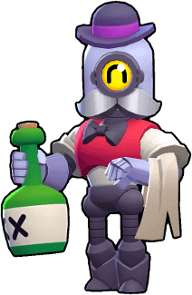 barley, one of the best brawlers in brawl stars