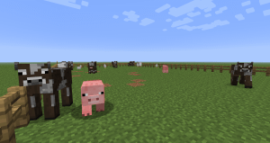 best animals to farm minecraft